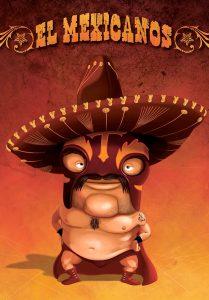 Catcheur El Mexicanos