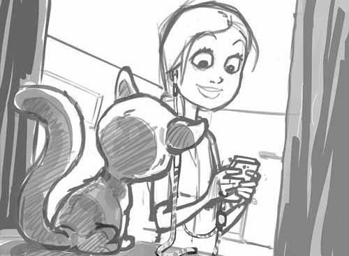 Panique à la clinique, sketch