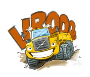 Volvo Camion Toon