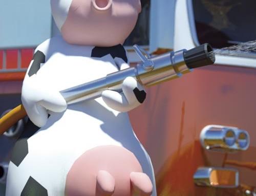 Pam la vache